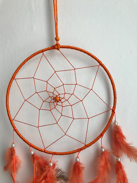 Bohemian style Handcrafted dream catcher