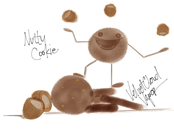Nutty Cookie