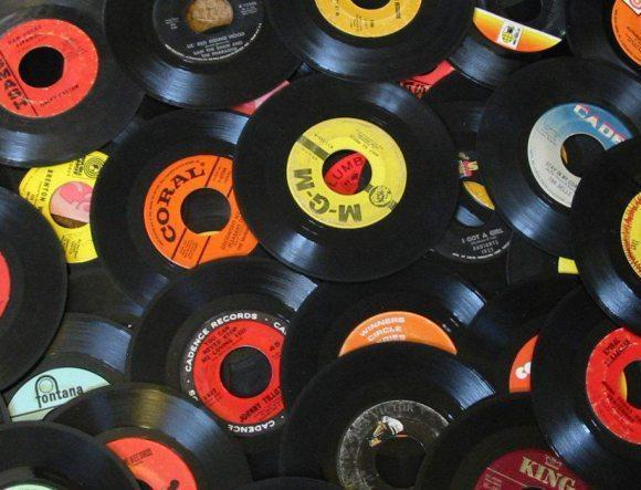 Image result for pic of 45 records