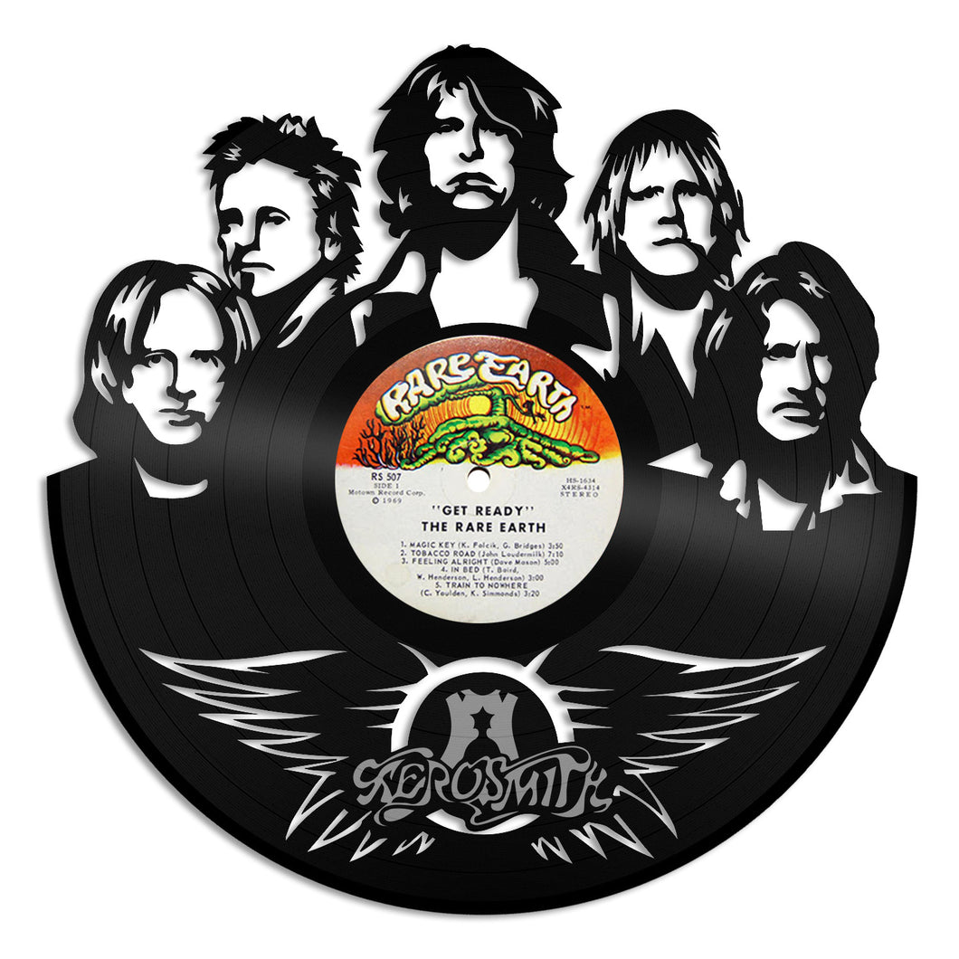 Aerosmith Vinyl Wall Art - VinylShop.US
