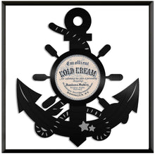 Anchor Beach Vinyl Wall Art - VinylShop.US