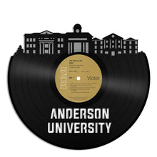 Anderson University Vinyl Wall Art - VinylShop.US
