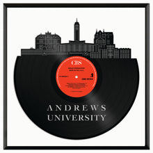 Andrews University Vinyl Wall Art
