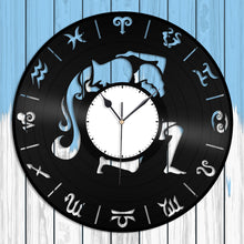 Aquarius Vinyl Wall Clock - VinylShop.US