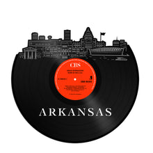 Arkansas Vinyl Wall Art - VinylShop.US