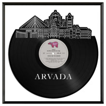 Arvada Co Vinyl Wall Art