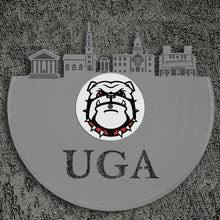 University of Georgia Art - UGA Vinyl Record Wall Art Decor - VinylShop.US
