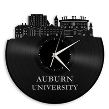 Auburn University Vinyl Wall Clock - VinylShop.US