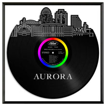 Aurora CO Vinyl Wall Art