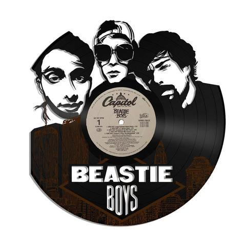 Beastie Boys Vinyl Wall Art - VinylShop.US