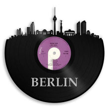Berlin Skyline Vinyl Wall Art - VinylShop.US