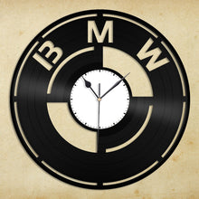 BMW Vinyl Wall Clock - VinylShop.US