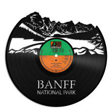 Banff National Park Vinyl Wall Art - VinylShop.US