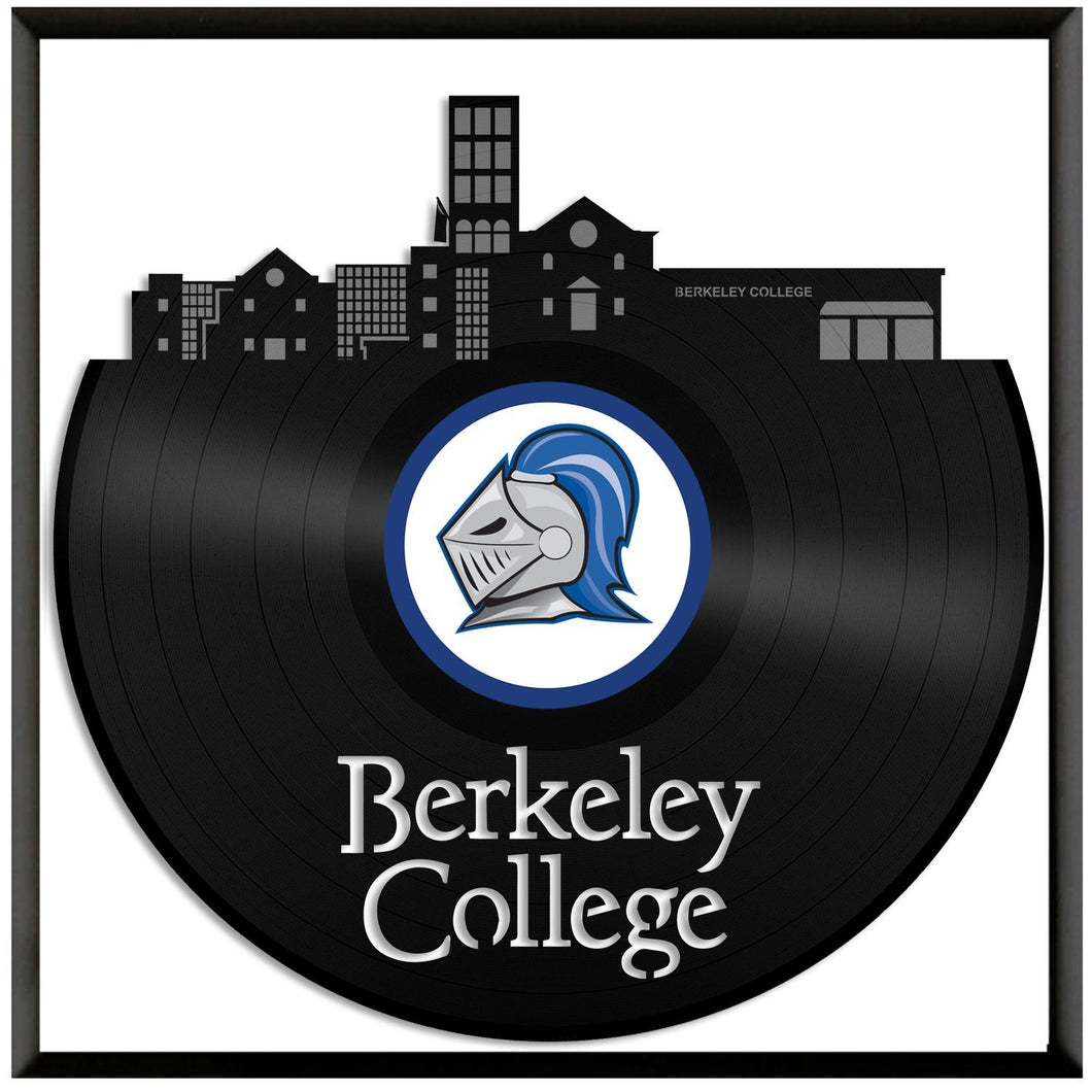 Berkeley College Vinyl Wall Art - VinylShop.US