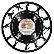 Baseball New Design Vinyl Wall Art