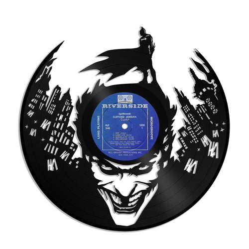 Batman Joker Vinyl Wall Art - VinylShop.US