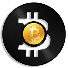 Bitcoin Wall Art - VinylShop.US