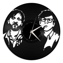 Black Keys Vinyl Wall Clock - VinylShop.US