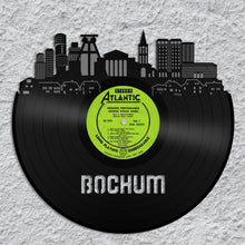 Bochum Skyline Wall Art - VinylShop.US