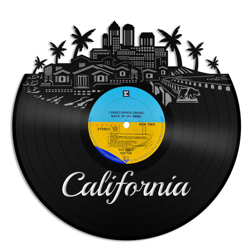 California Vinyl Wall Art - VinylShop.US