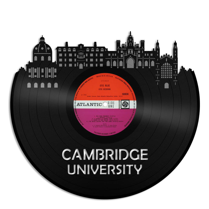 Cambridge University Vinyl Wall Art - VinylShop.US
