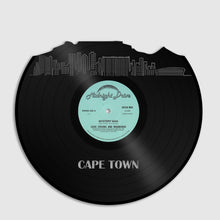 Cape Town skyline Vinyl Wall Art - VinylShop.US