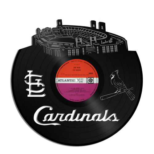 Cardinals Baseball Team Vinyl Wall Art - VinylShop.US