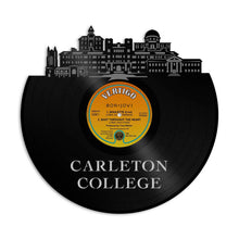 Carleton College MN Vinyl Wall Art