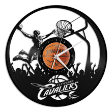 Personalized Vinyl Wall Clock - VinylShop.US