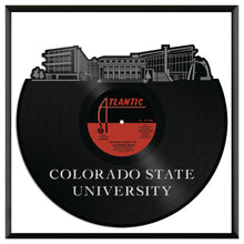 Colorado State University Vinyl Wall Art
