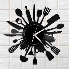 Cooking Hobby Vinyl Wall Clock - VinylShop.US