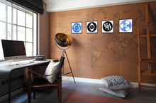 Ripple Wall Art - VinylShop.US