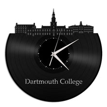 Dartmouth College Vinyl Wall Clock - VinylShop.US