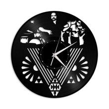 Dave Matthews Band Vinyl Wall Clock