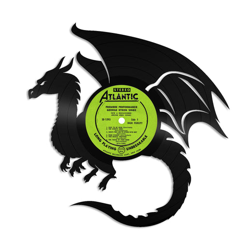 Dragon Vinyl Wall Art - VinylShop.US