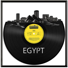 Egypt skyline Vinyl Wall Art - VinylShop.US