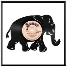 Elephant Vinyl Wall Art