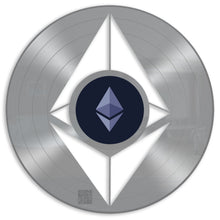 Ethereum Coin Wall Art - VinylShop.US