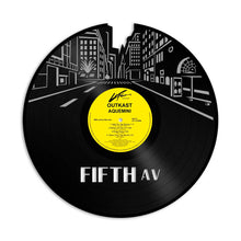 Fifth Avenue Vinyl Wall Art