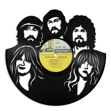 Fleetwood Mac Vinyl Wall Art - VinylShop.US
