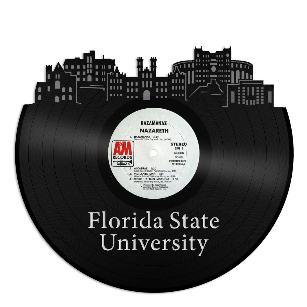 Florida State University Vinyl Wall Art - VinylShop.US