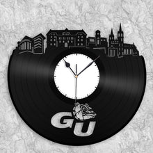 Gonzaga University Vinyl Wall Clock - VinylShop.US