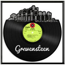 Gravensteen Skyline Vinyl Wall Art