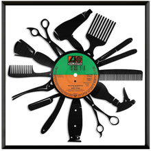Hair tools Vinyl Wall Art - VinylShop.US