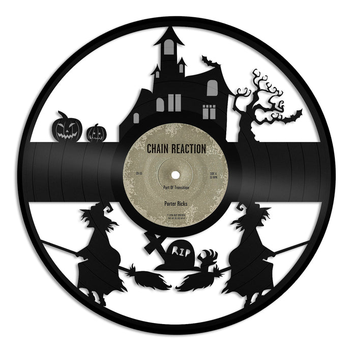 Halloween Vinyl Wall Art