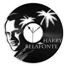 Harry Belafonte Vinyl Wall Clock - VinylShop.US