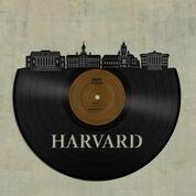 Harvard University Vinyl Wall Art - VinylShop.US