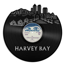Harvey Bay Vinyl Wall Art - VinylShop.US