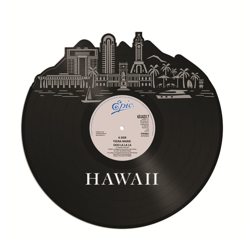 Hawaii Vinyl Wall Art