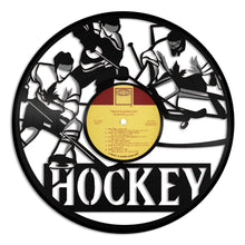 Hockey Vinyl Wall Art